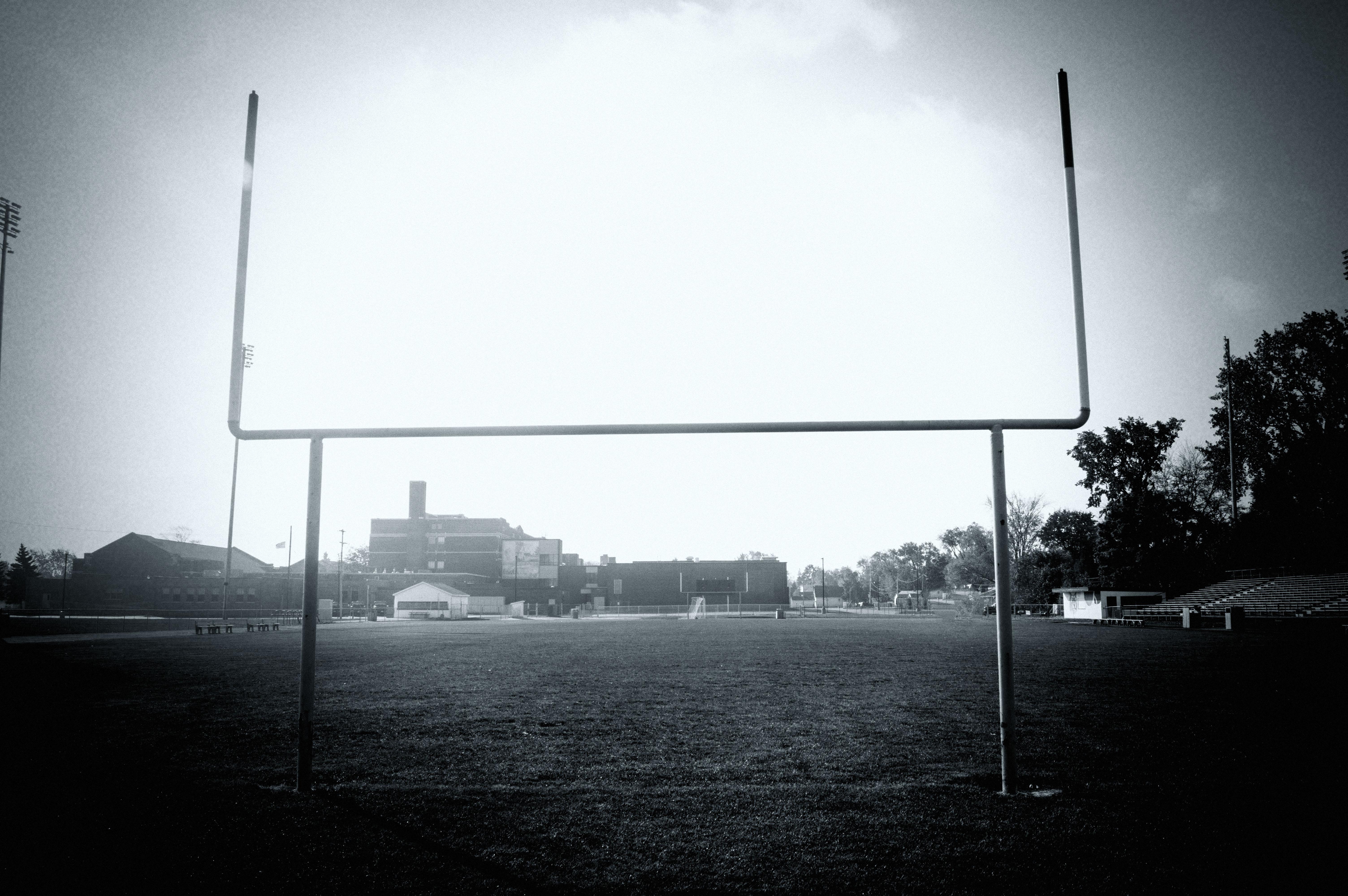 T.L. Handy Goal Post