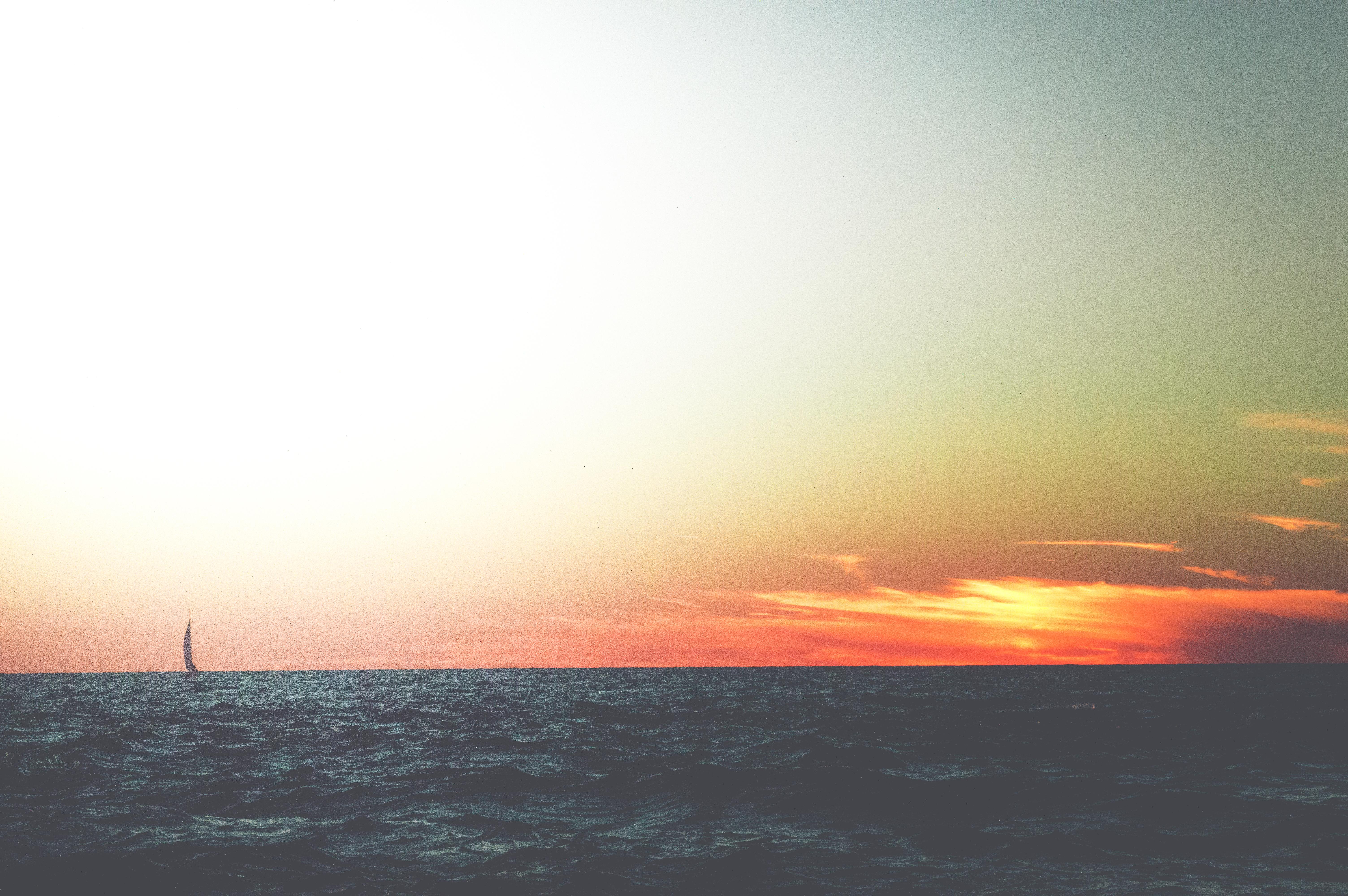 Lake Michigan Sunset, Holland, MI