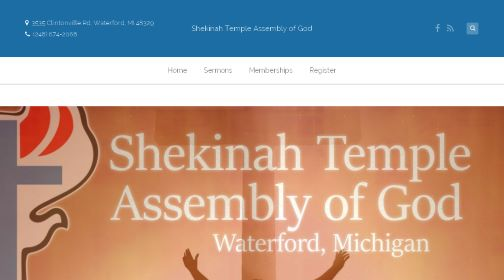 Shekinah Temple