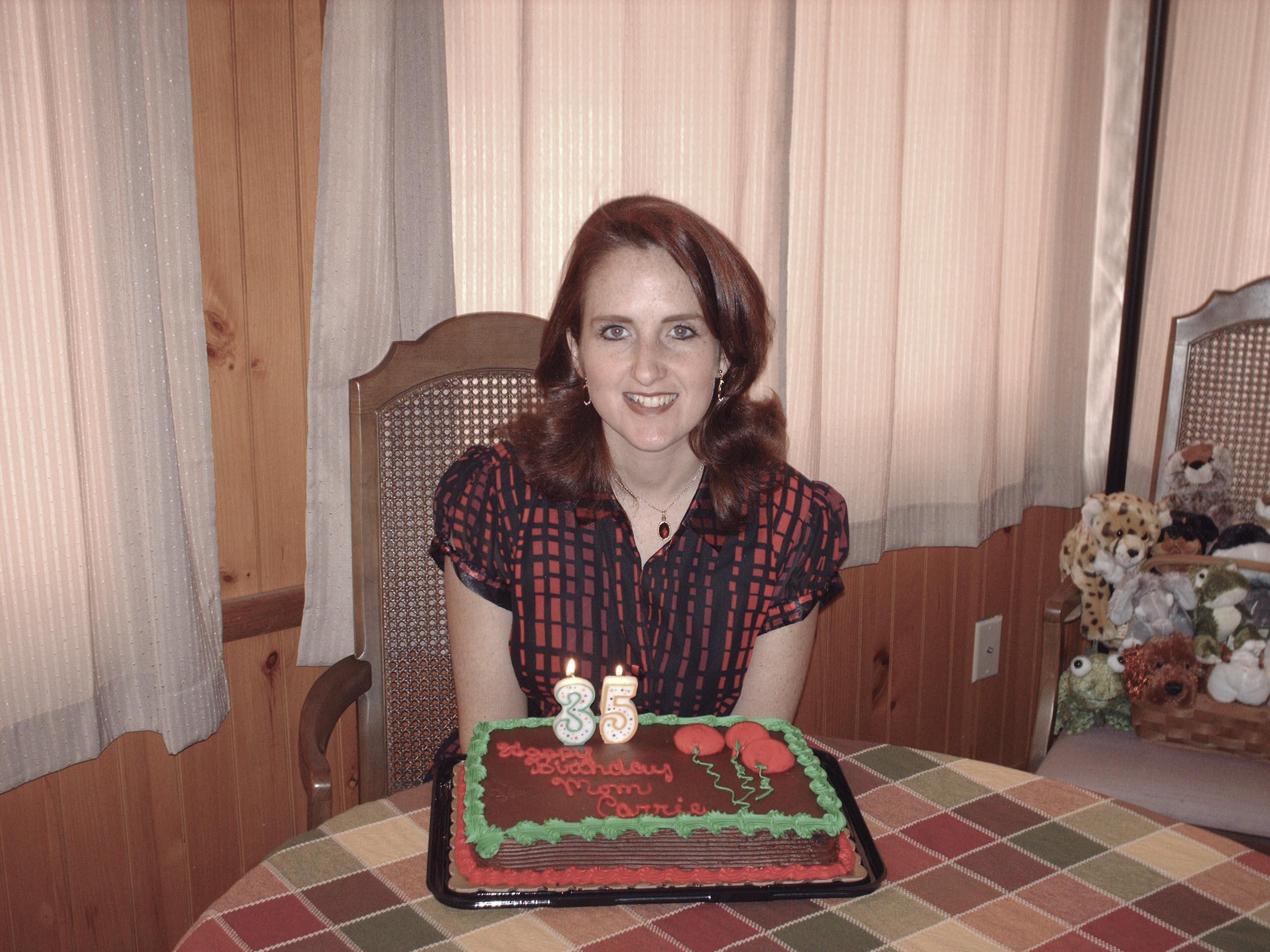 Carrie Birthday