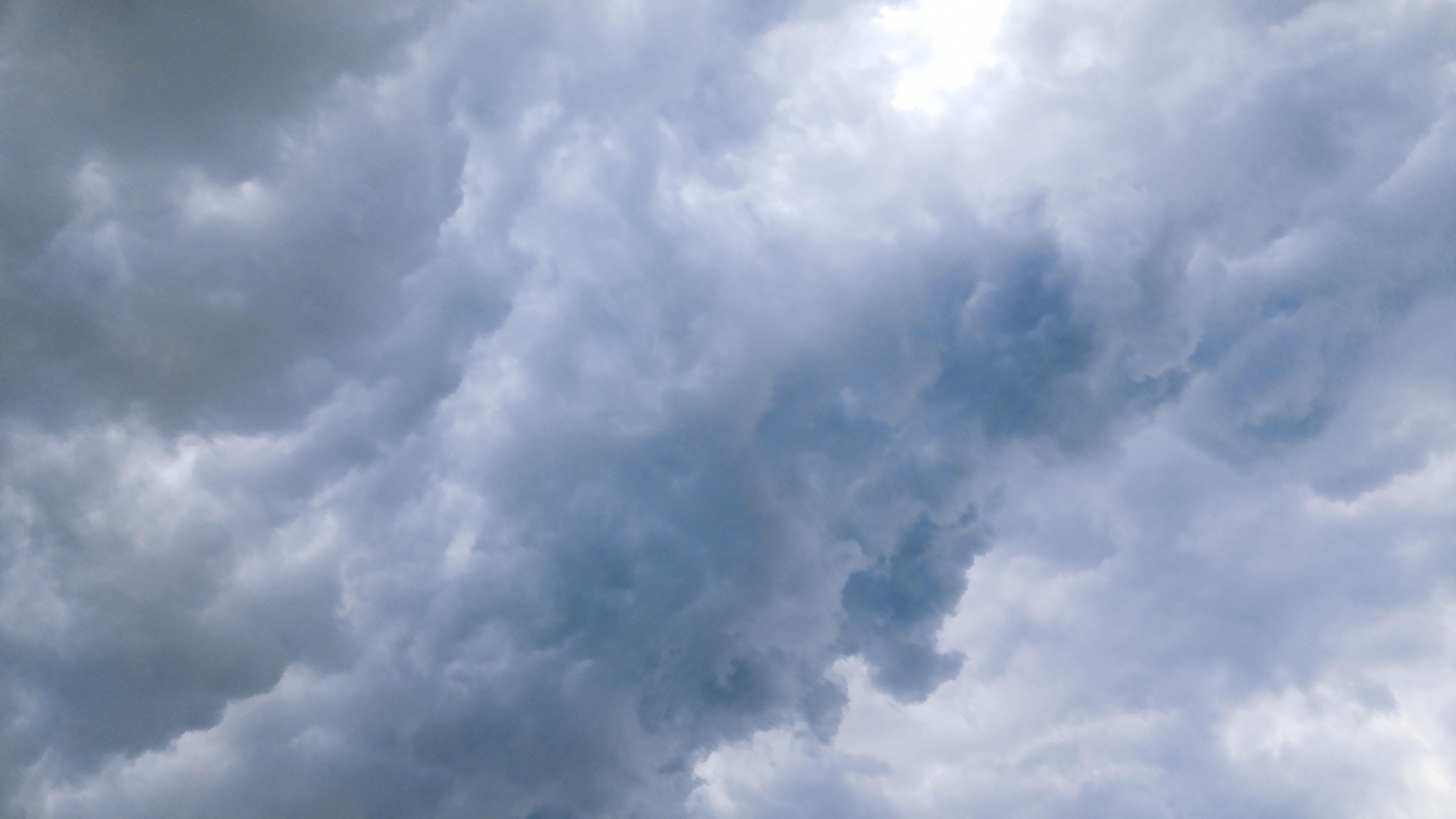 Clouds Over Holland, MI