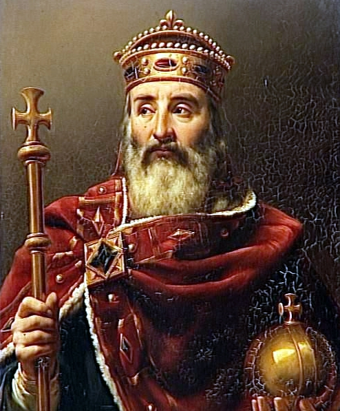 09_charlemagne 39th great-grandfather