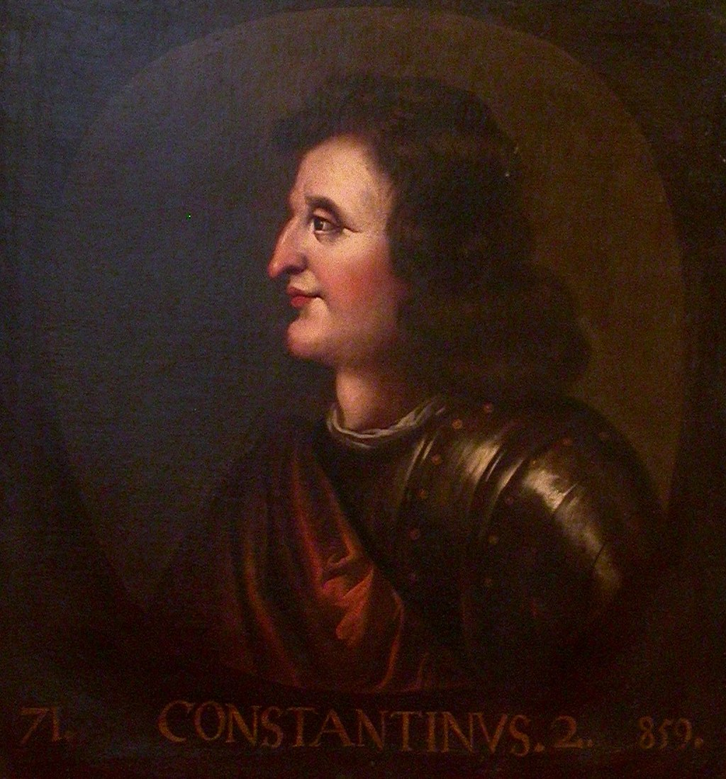 1024px-Constantine_I_of_Scotland_(Holyrood) 36th great-grandfather