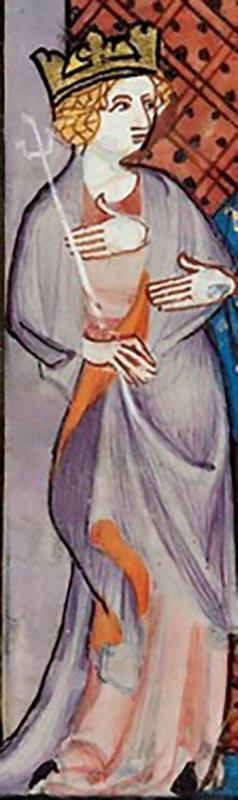 Bertrada 29th great-grandmother