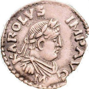 Charlemagne Coin