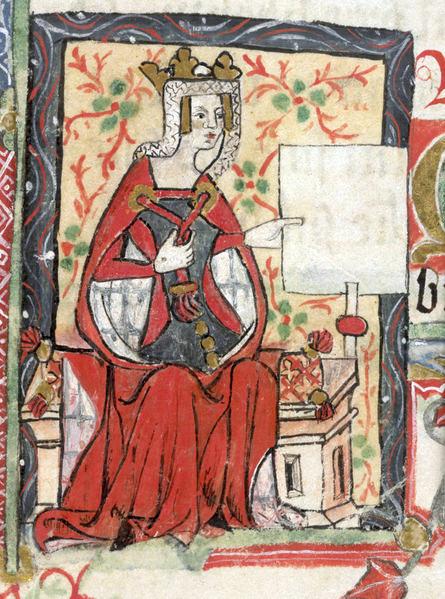 Empress_Mathilda 27th great-grandmother
