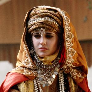 "Eva Green As Sibylia in ""Kingdom of Heaven"""