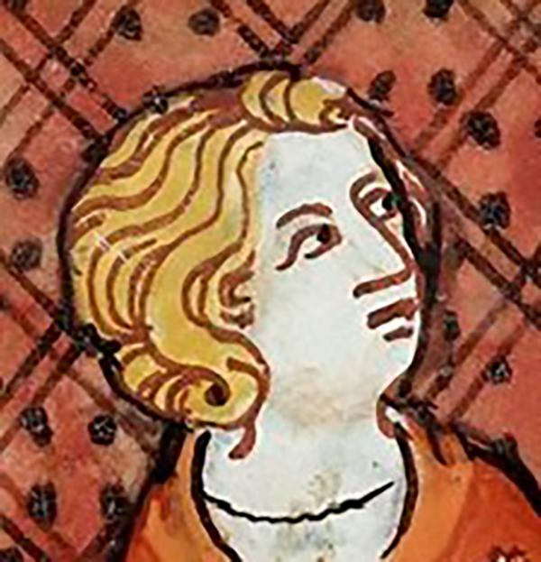 Fulk Anjou IV - 29th great-grandfather