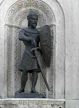 Fulk II, 31st great-grandfather