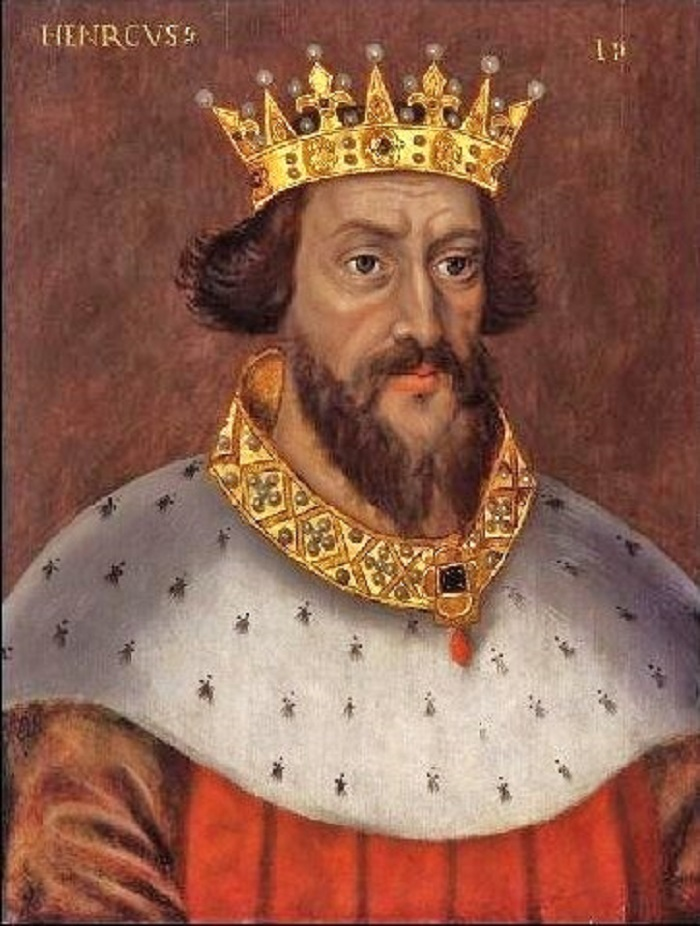 Henry I, King of England, 28th-gg