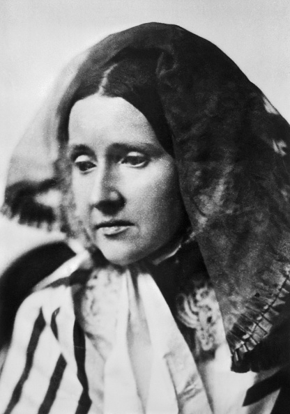 Suffrage Leader Julia Ward Howe