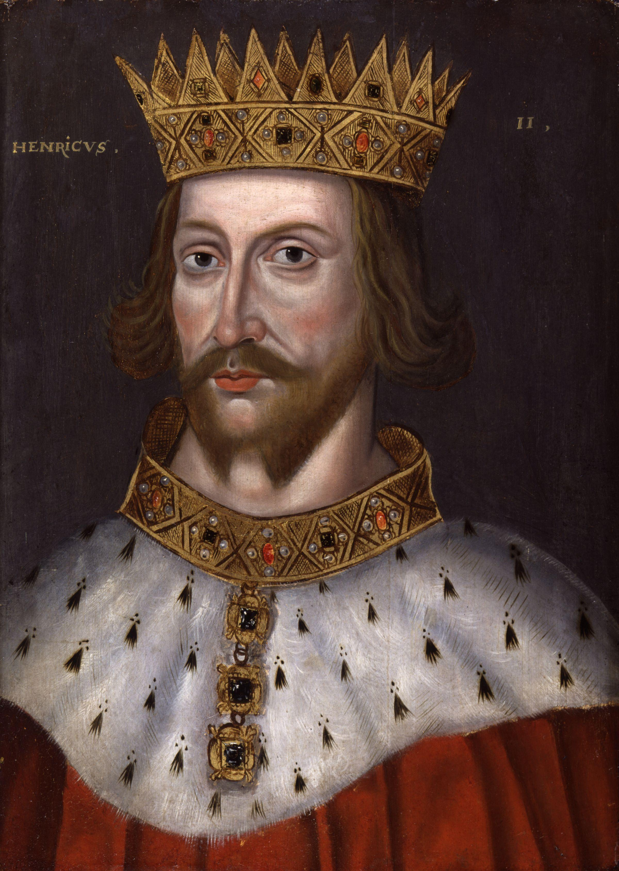 King_Henry_II_from_NPG 26th great-grandfather
