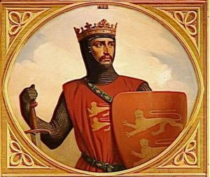 Robert I Duke_of_Normandy-31 30th great-grandfather