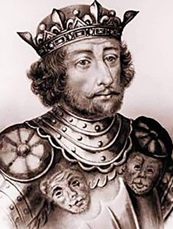 Robert_I_de_France 35th great-grandfather