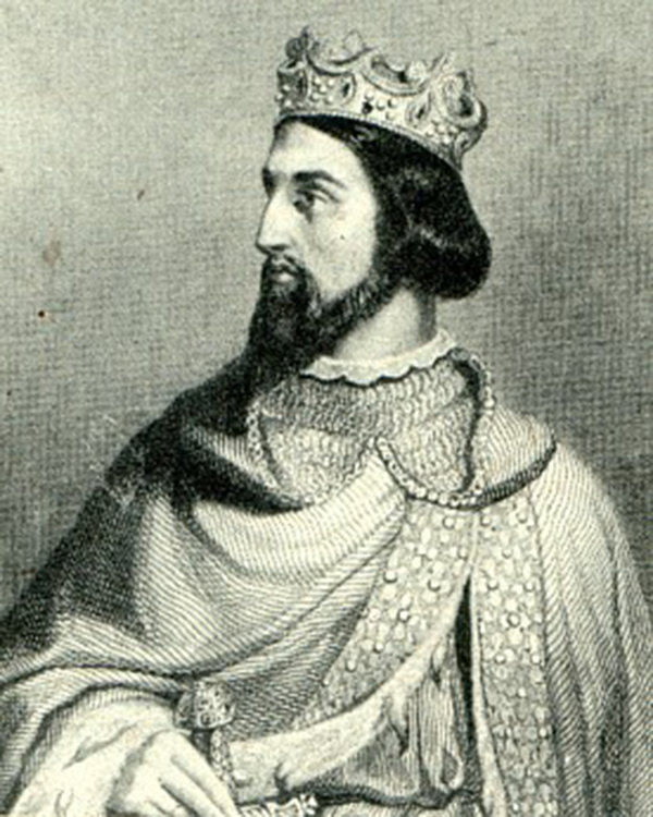 Henry I 30th great-grandfather