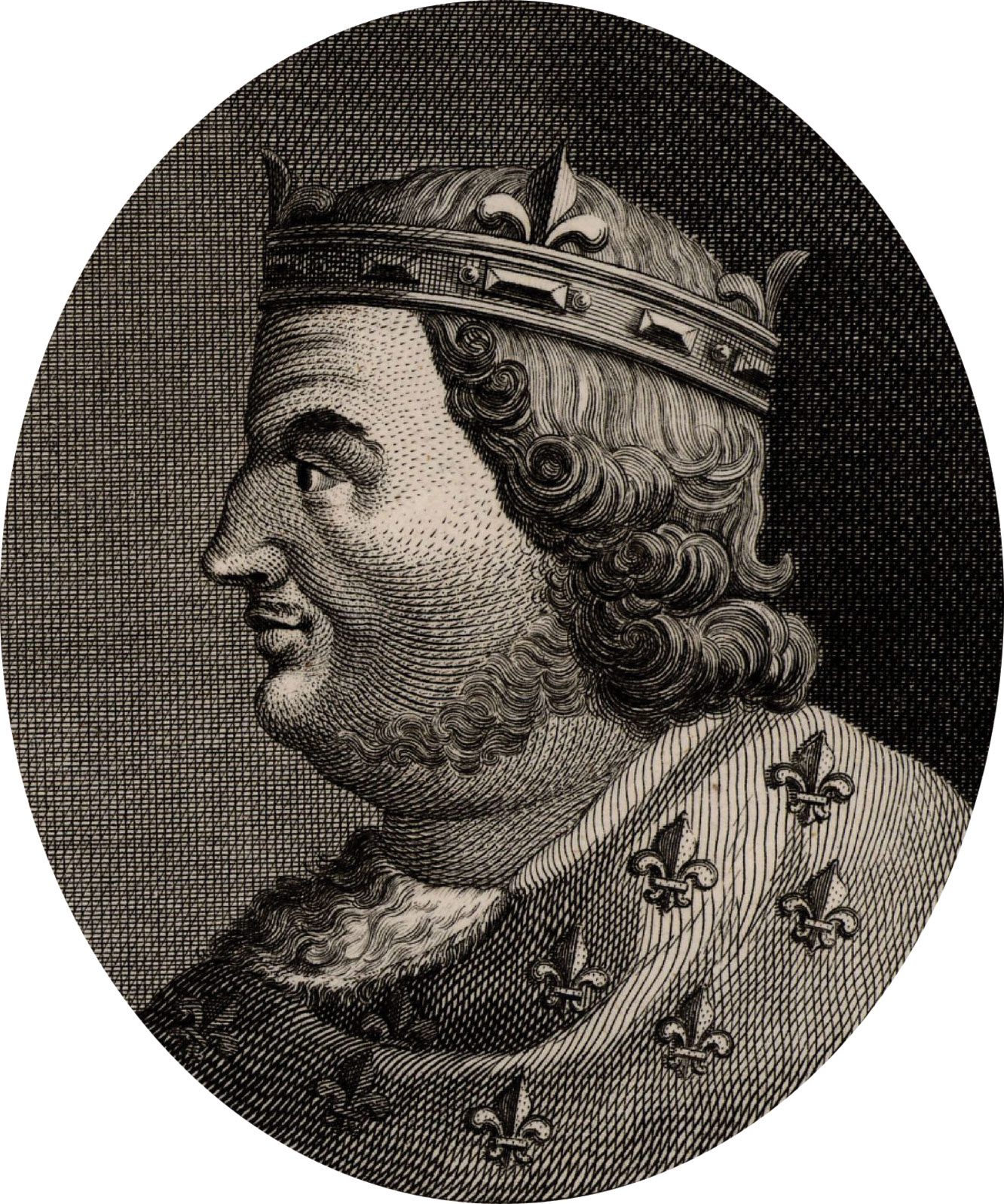 Louis VI - 28th great-grandfather