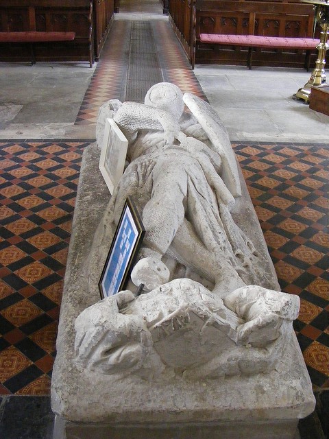 Robert de Vere - 26th great-grandfather